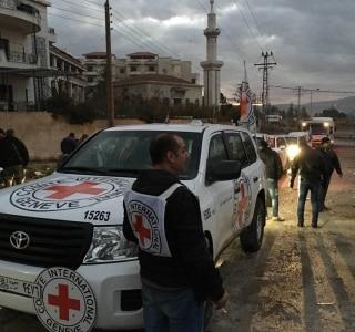 ICRC via AP