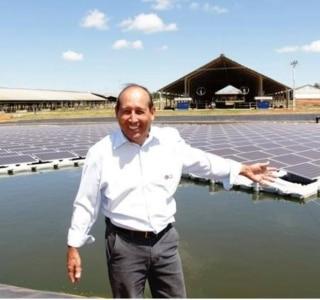 Com painel solar, conta de luz caiu de R$ 600 para R$ 40