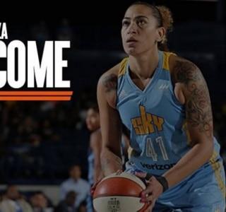 Divulgação|WNBA
