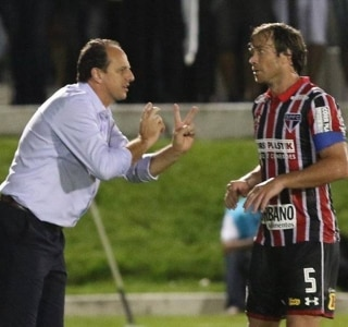 Rubens Chiri/Sao Paulo FC