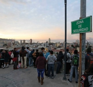 Valparaíso/Arquivo/Raul Zamora/AFP