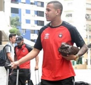 Miguel Locatelli/ Atlético-PR