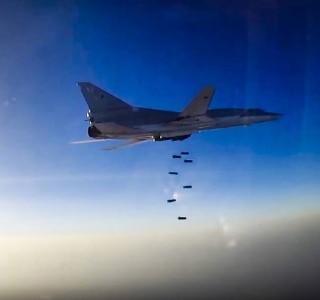Russian Defence Ministry Press Service photo via AP