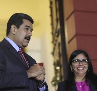 Miraflores Palace/Handout/Reuters