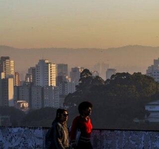 Cidade de São Paulo completa 50 dias sem chuva