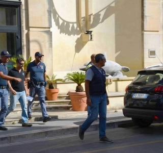 EFE/POLICÍA ESTATAL DE RAGUSA
