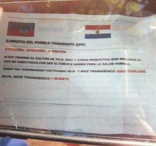 Polícia Nacional do Paraguai/Divulgação