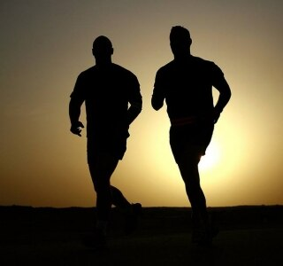 Leitor supera sedentarismo e corre meia maratona