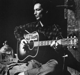 REUTERS/Woody Guthrie Archives/Handout