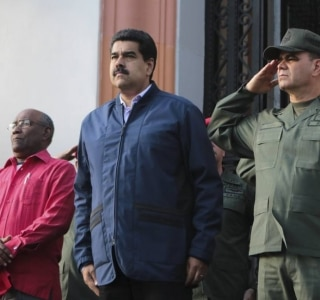 REUTERS/Miraflores Palace