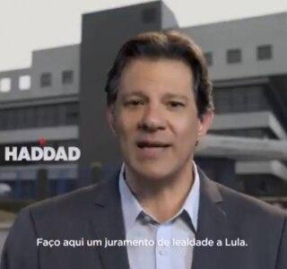 Reprodução/Campanha do PT