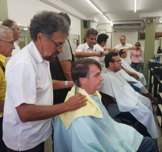 Reprodução/Equipe Jair Bolsonaro