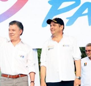 Divulgação/Vice-presidência da Colômbia