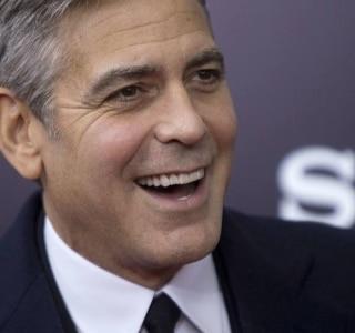 George Clooney doa US$ 1 milhão para combater corrupção na África