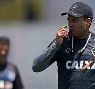 Vitor Silva / SS Press / Botafogo