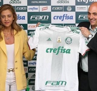 816f0b9160 Patrocínio renovado faz Palmeiras lucrar mais do que a soma dos ...