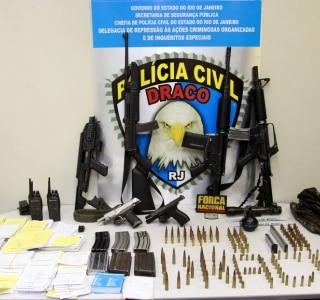 Philippe Lima/Polícia Civil