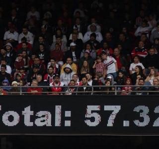 Campeonato Brasileiro registra maior média de público em 30 anos ... 3c115a23199a5