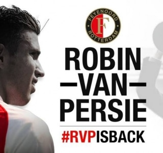 Reprodução/ Twitter Feyenoord