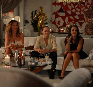 Audrey Dana ignora regras feministas e politicamente corretas em novo filme