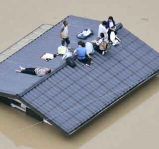 Chuvas torrenciais matam ao menos 109 no Japão