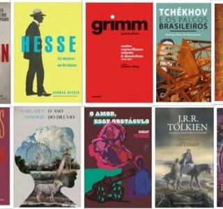 Dez livros essenciais recomendados pelo 'Aliás' em novembro