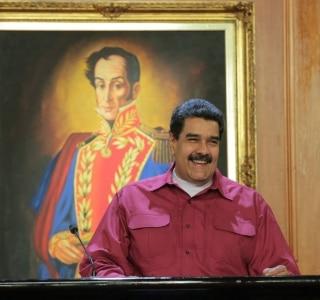 Miraflores Palace/Handout / REUTERS