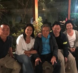 Keiko Fujimori/via REUTERS