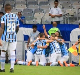 Reprodução/Site oficial do Grêmio