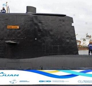 Marinha Argentina - AP