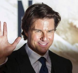 Tom Cruise dá salto em queda livre de 8 km em filmagem do novo 'Missão: Impossível'