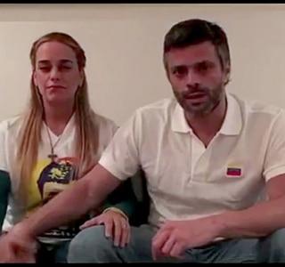 EFE/PRENSA LEOPOLDO LÓPEZ