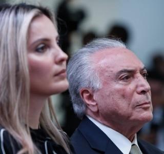Isac Nóbrega/Presidência