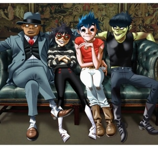 Jamie Hewlett/Warner Music