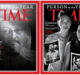 Courtesy Time Magazine/Handout via REUTERS