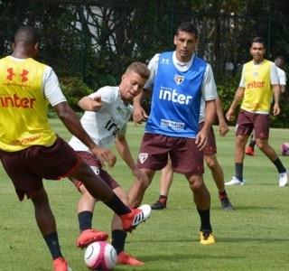 Érico Leonan/São Paulo FC