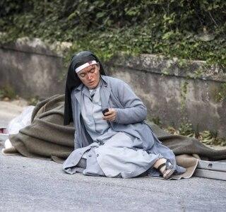 Massimo Percossi/ANSA via AP