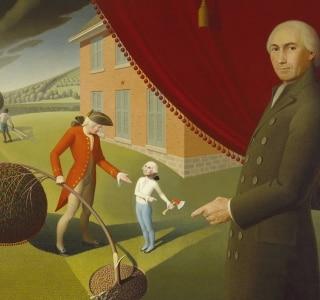 Livro traça 500 anos de história dos EUA e decreta: é a terra da fantasia