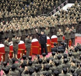 REUTERS/KCNA/Handout via Reuters