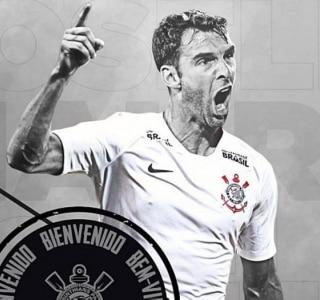 Reprodução Twitter Corinthians