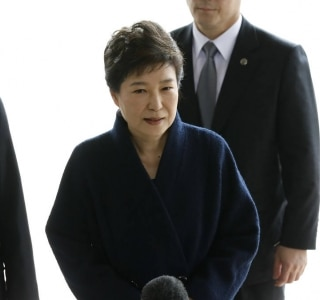 KIM HONG-JI/AFP PHOTO