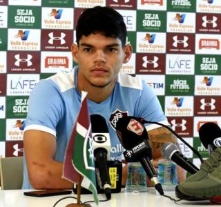 Ayrton Lucas; Fluminense