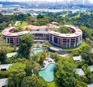 Capella Singapore/via REUTERS