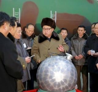 REUTERS/KCNA ATTENTION EDITORS