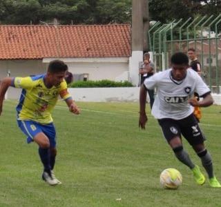 Botafogo tropeça e fica no empate na estreia na Copa São Paulo ... d15f05812ffbe
