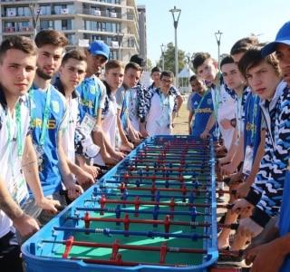 Clássico entre Brasil e Argentina no futsal agita os Jogos da ... b4a46fb071e95