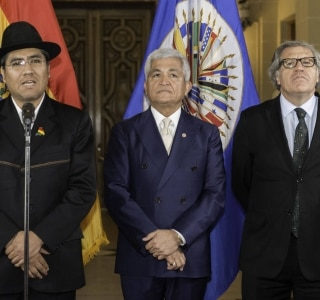EFE/OEA/Juan Manuel Herrera