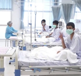 Thailand Government Spokesman Bureau / AP