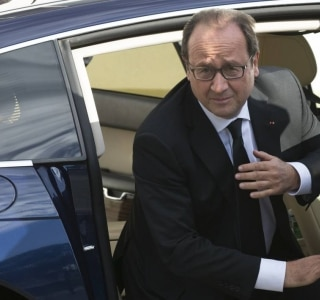 Philippe wojazer / Reuters