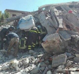 Brigada de bombeiros da Itália/EFE